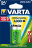 Varta 9V Akku E-Block 200mAh Ready2Use 8,4V 200mAh