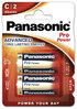 Panasonic Pro Power LR14 Baby C Batterie 2er Pack