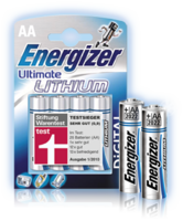 Energizer Photo-Batterien