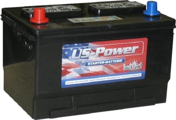 intact 58010 autobatterie 12 v 80 ah. Black Bedroom Furniture Sets. Home Design Ideas